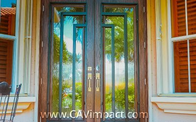 How To Choose The Right Impact Doors For Your Home?